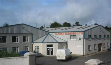 Image of Clarke Rewinds premises